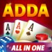 Adda : Callbreak ,Rummy ,29 Card Game & Solitaire