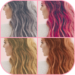 Hair color changer – Try different hair colors