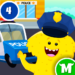 My Monster Town – Police Station Games for Kids