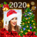 2020 Christmas New Year Greetings Photo Frames