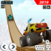 Impossible Monster Truck Stunts: Car Driving Game