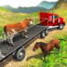 Offroad Farm Animal Truck Driving Game 2020