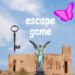 Escape from the ruins -three-minute labyrinth-