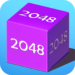 2048 3D: Shoot & Merge Number Cubes, Block Puzzles