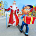 Santa Claus Christmas Fun Gift Delivery: New Game
